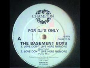basement boys